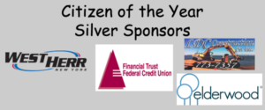 Silver Sponsors for 52nd Citizen of the Year Awards Dinner